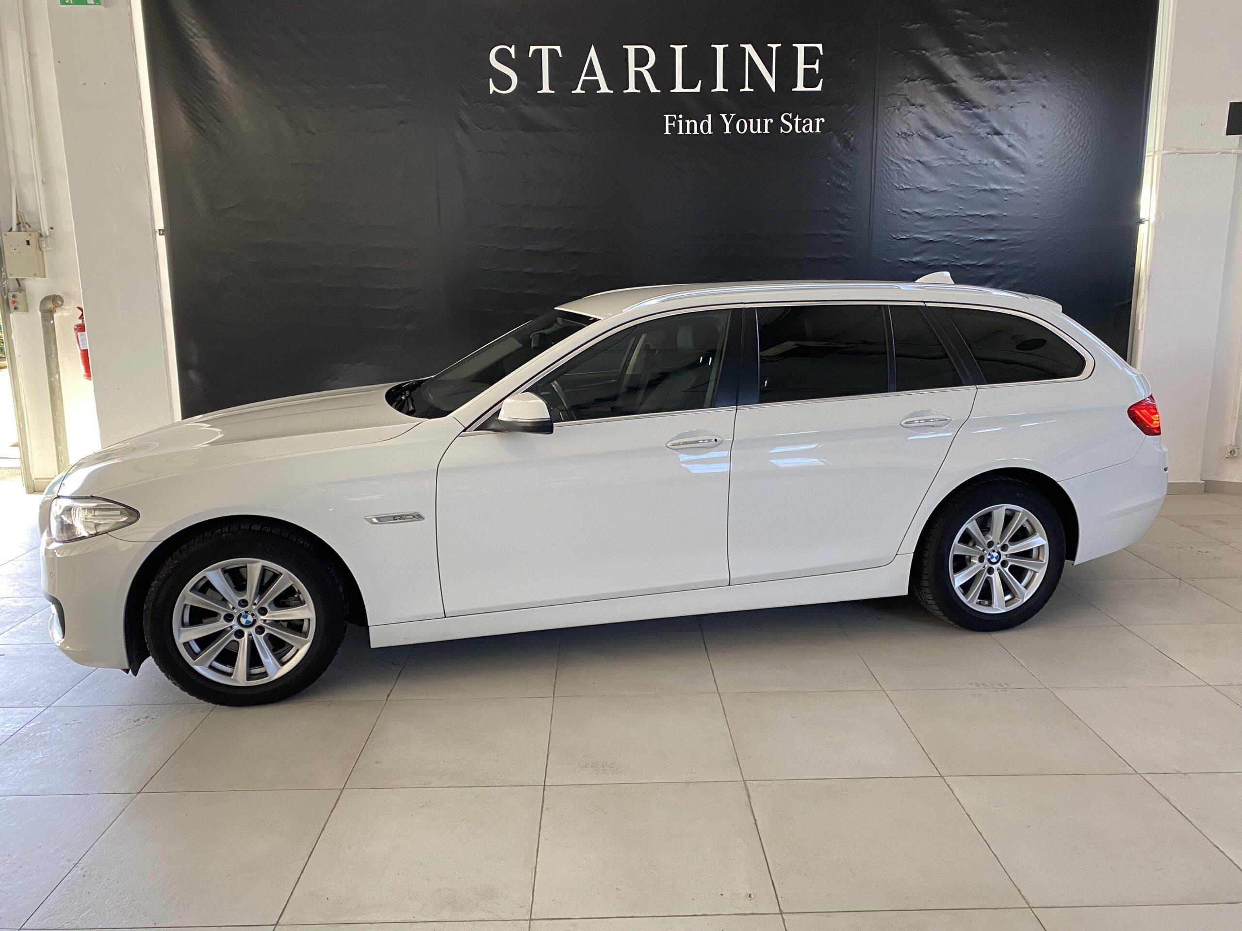 BMW 520 d Touring automatik