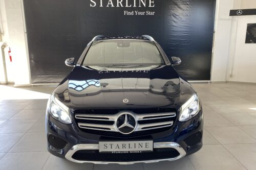 Mercedes-Benz GLC 250 d 9G EXCLUSIVE + AMG