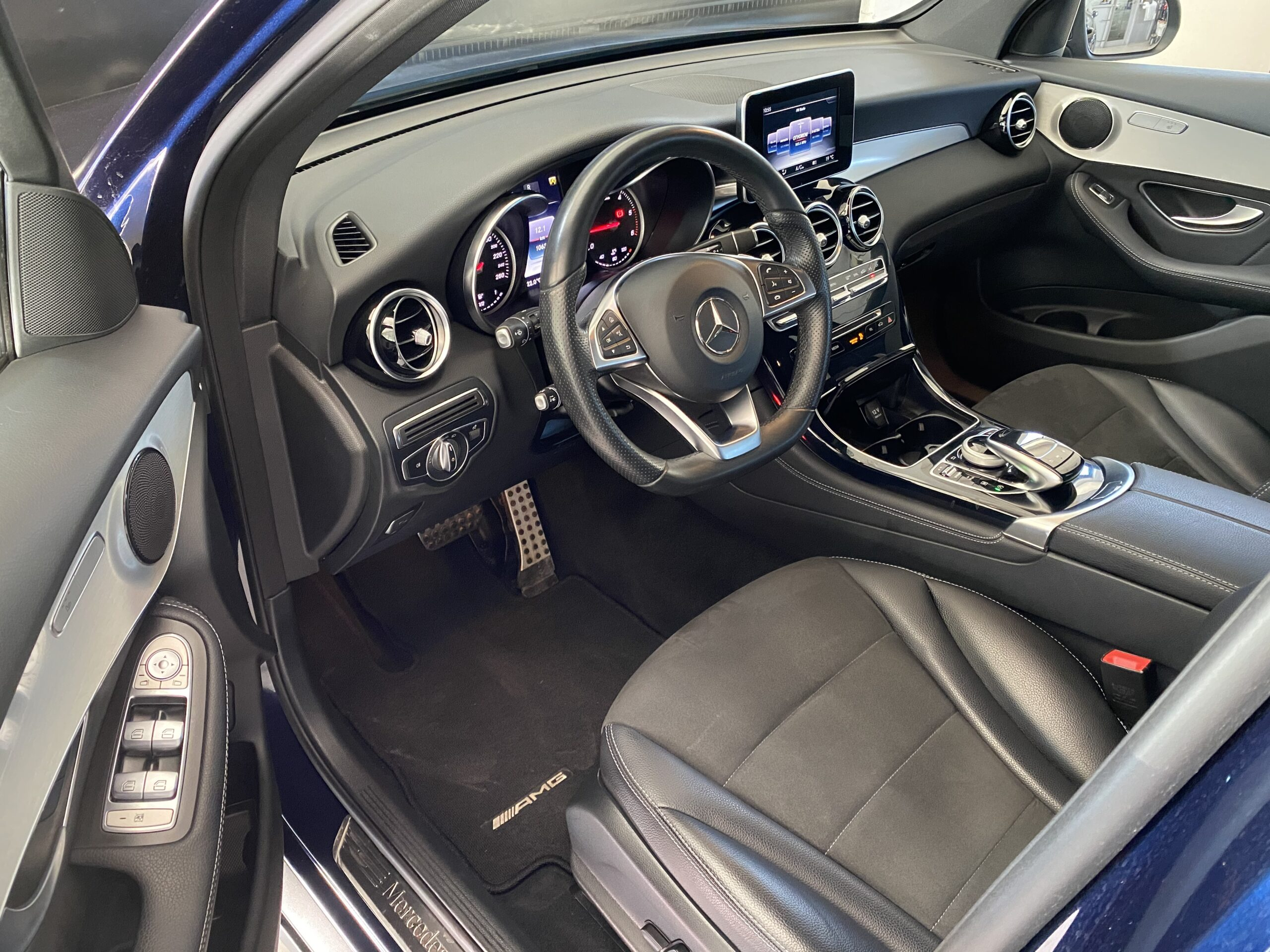 Mercedes-Benz GLC 250 d 9G EXCLUSIVE + AMG