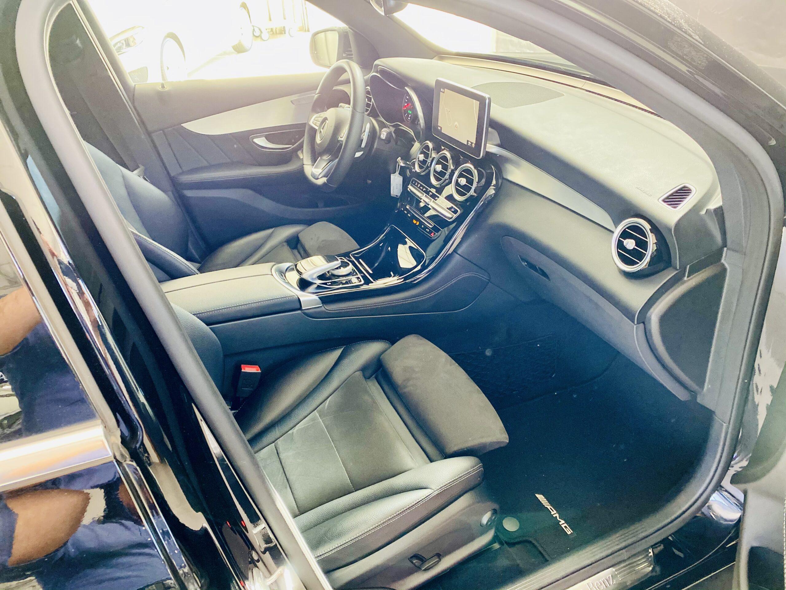 Mercedes-Benz GLC 250 d AMG Line 9G