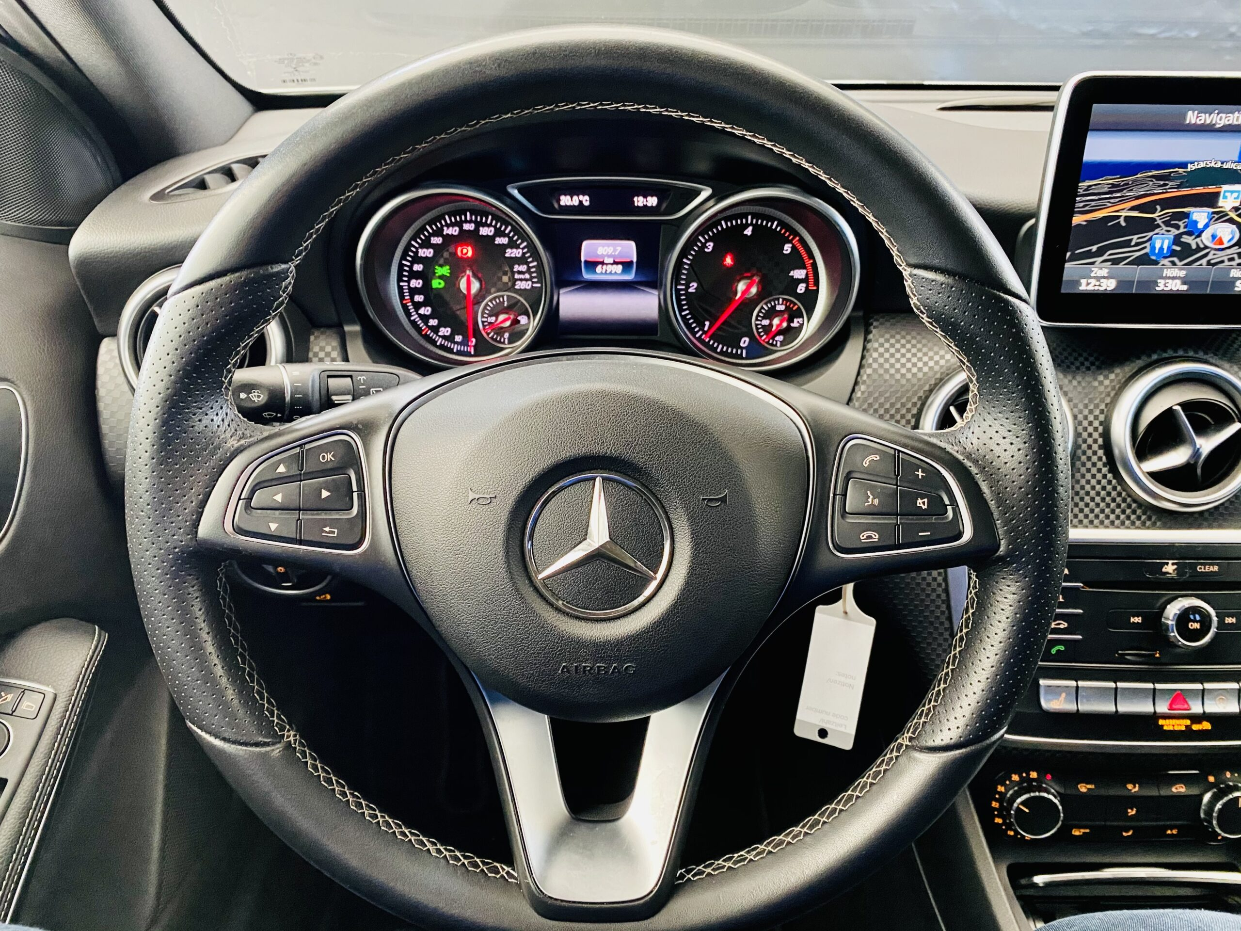 Mercedes-Benz A-klasa 180 d URBAN