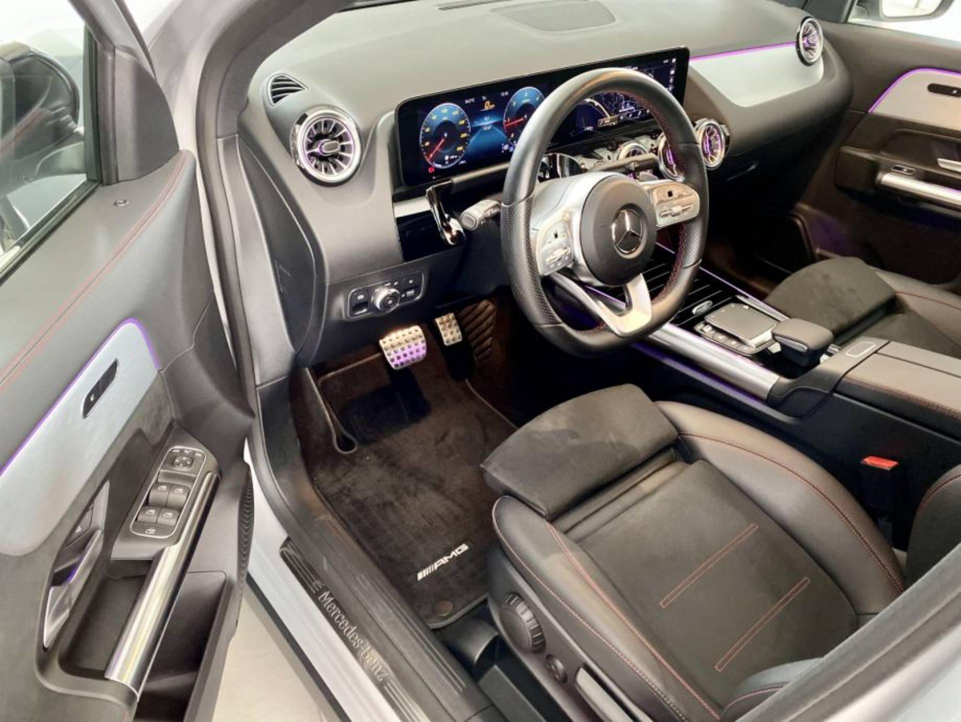 Mercedes Benz GLA 200 d 4MATIC AMG LINE 8G