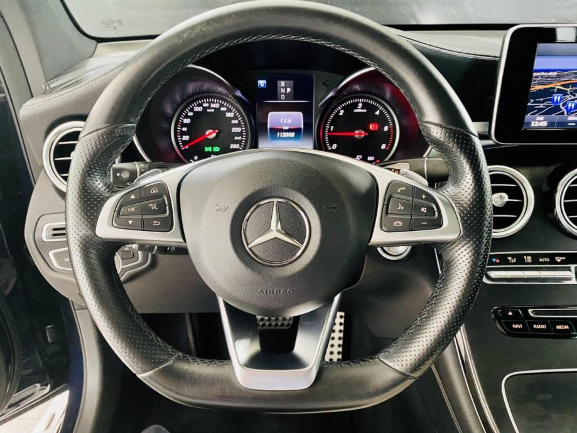 Mercedes-Benz GLC 250 d 4MATIC AMG LINE 9G