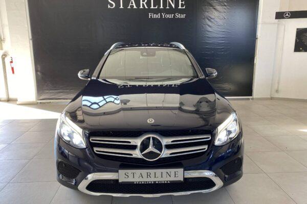 Mercedes-Benz GLC 250 d EXCLUSIVE + AMG 9G