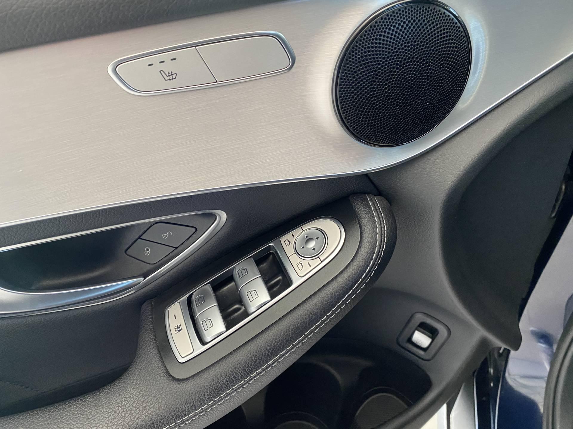 Mercedes Benz GLC 250 d Exclusive + AMG LINE
