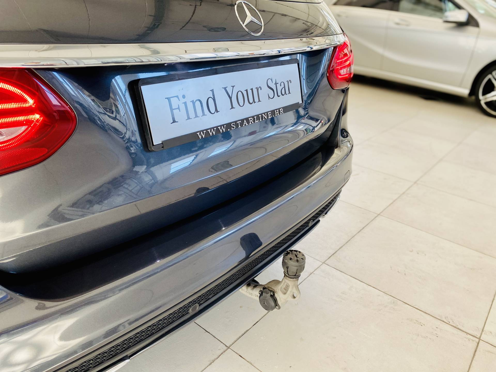 Mercedes-Benz C 220 d T AMG LINE 7G