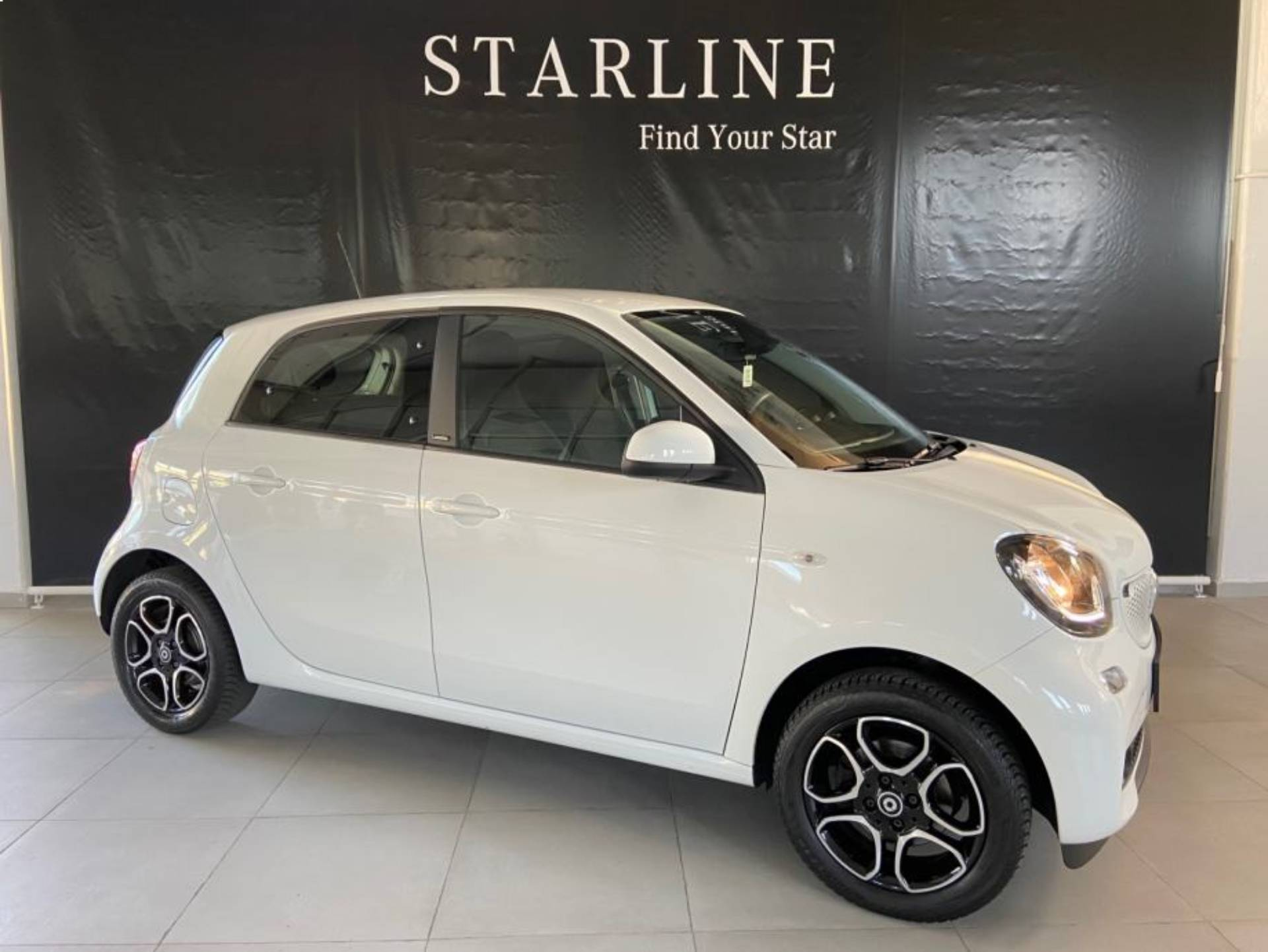 Smart ForFour 66 KW PASSION