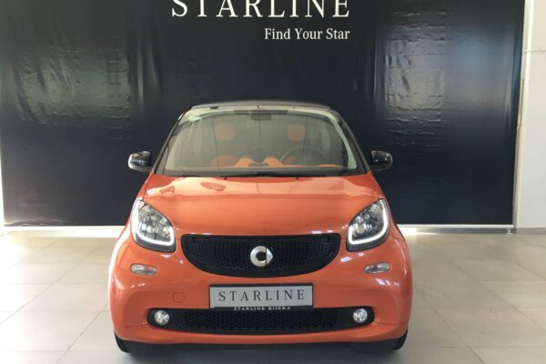 Smart ForTwo 1.0 Passion Twinamic