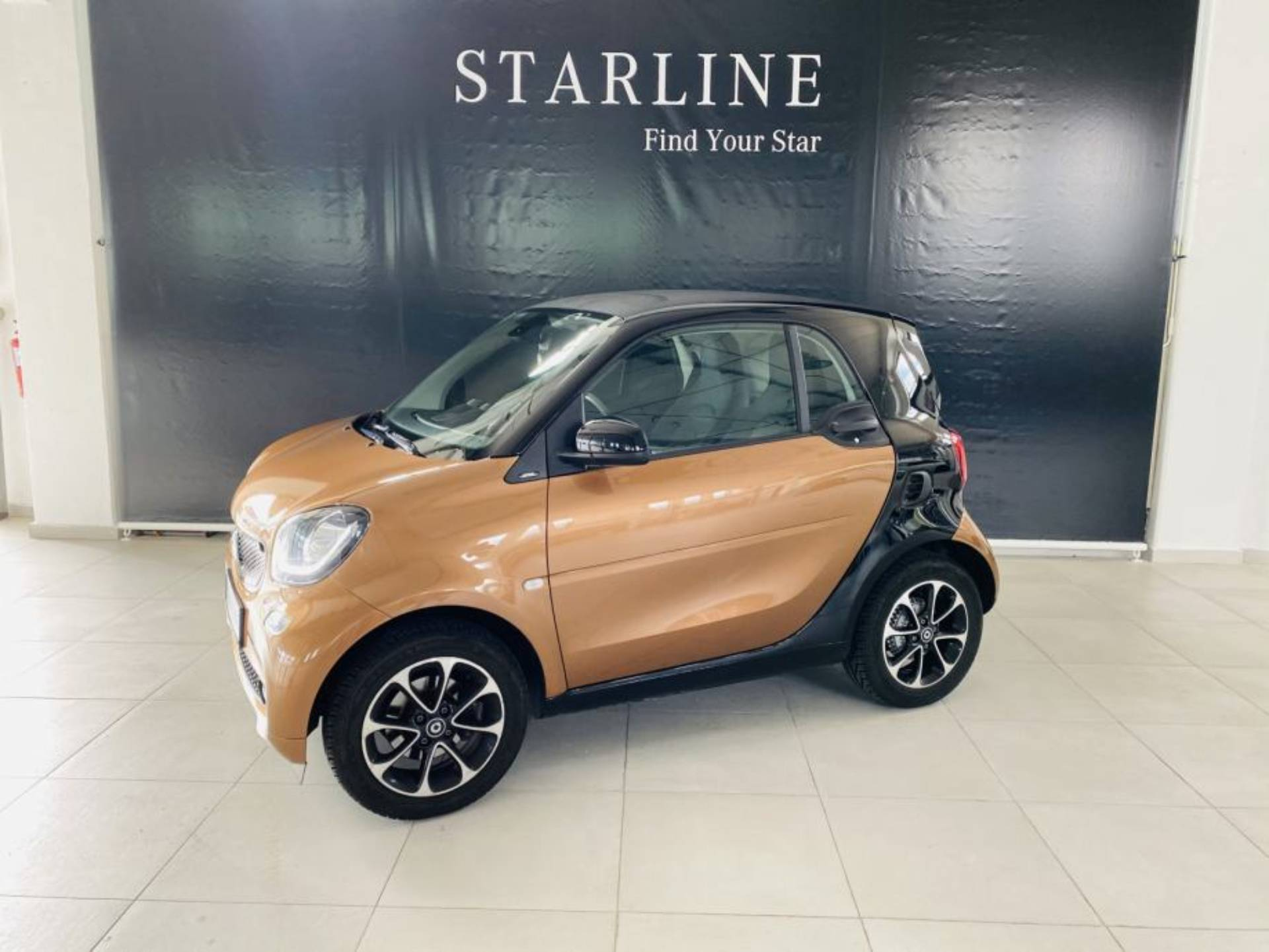 Smart fortwo 52 KW PRIME TWINAMIC