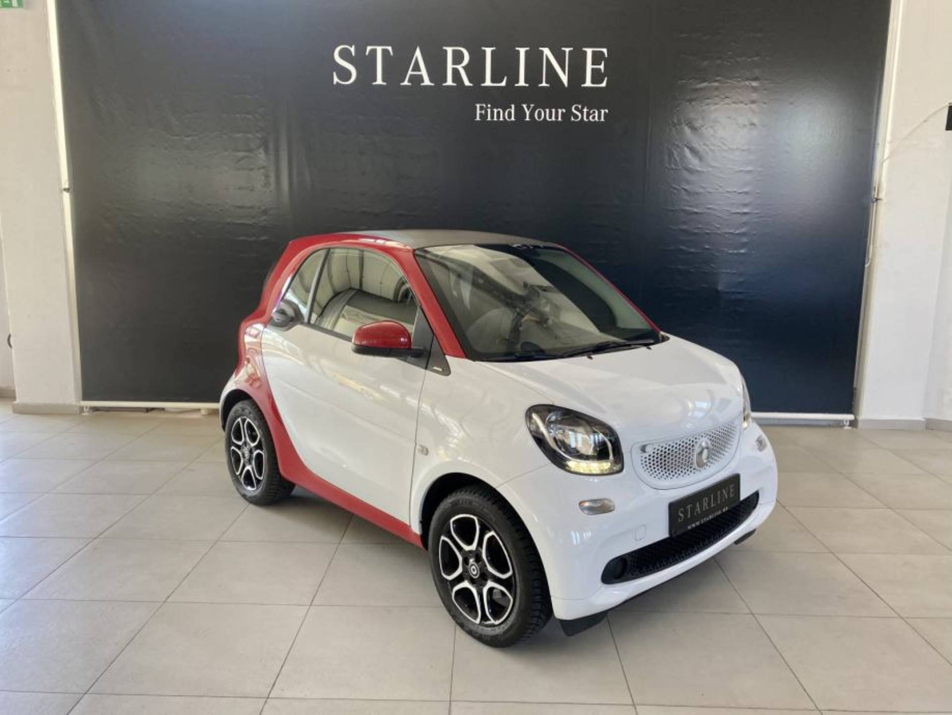Smart Fortwo Coupe 52 KW PASSION TWINAMIC (1)