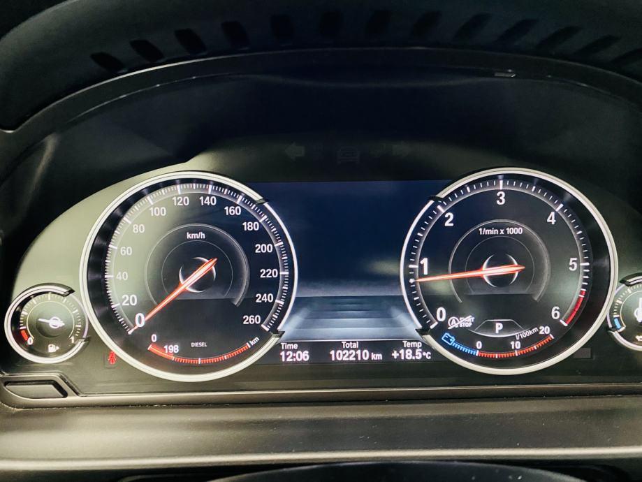 BMW serija 5 520d BUSINESS 8G * HR AUTO*