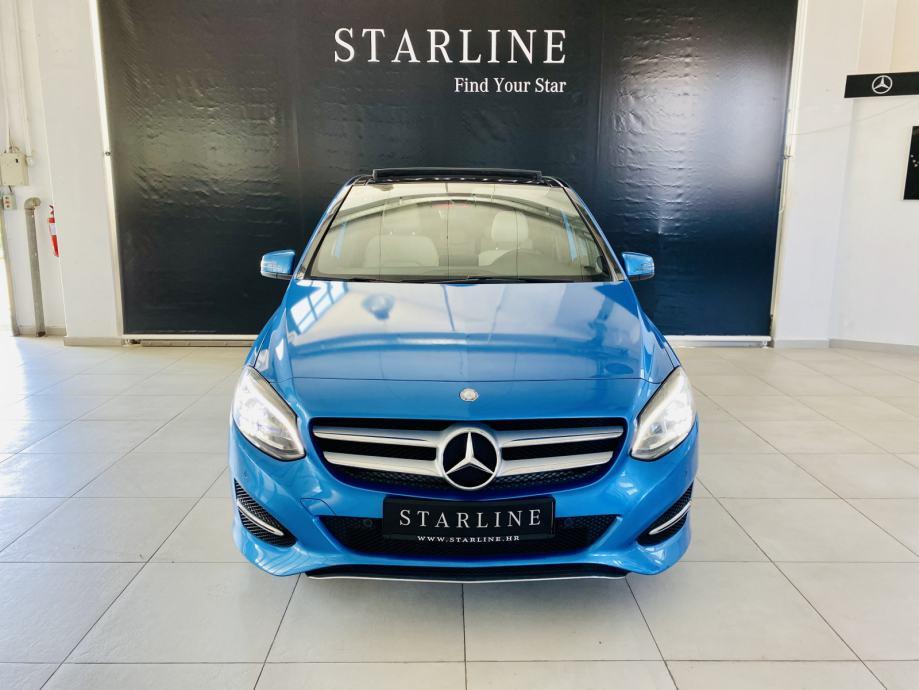 Mercedes-Benz B 200 d STYLE