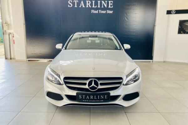 Mercedes-Benz C 220 d AVANTGARDE 9G