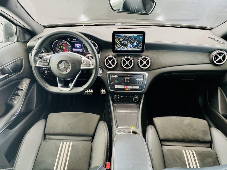 Mercedes-Benz GLA 220 d AMG LINE 7G