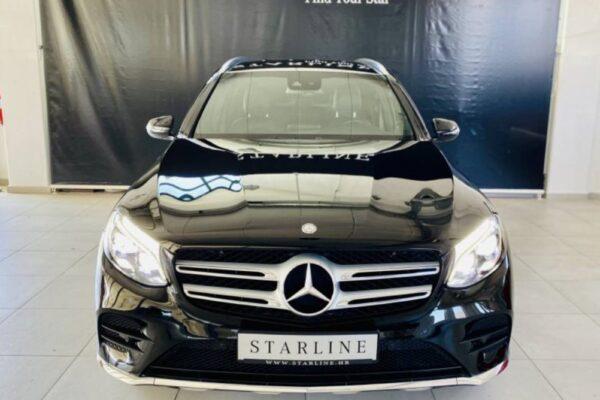 Mercedes-Benz GLC 220 d 4 MATIC AMG LINE 9G