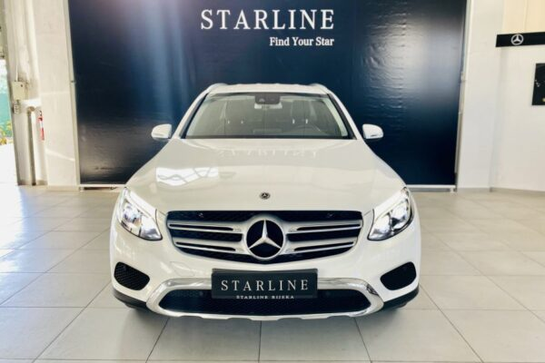 Mercedes-Benz GLC 220 d EXCLUSIVE + AMG 9G + POKLON SET ZIMSKIH KOTAČA