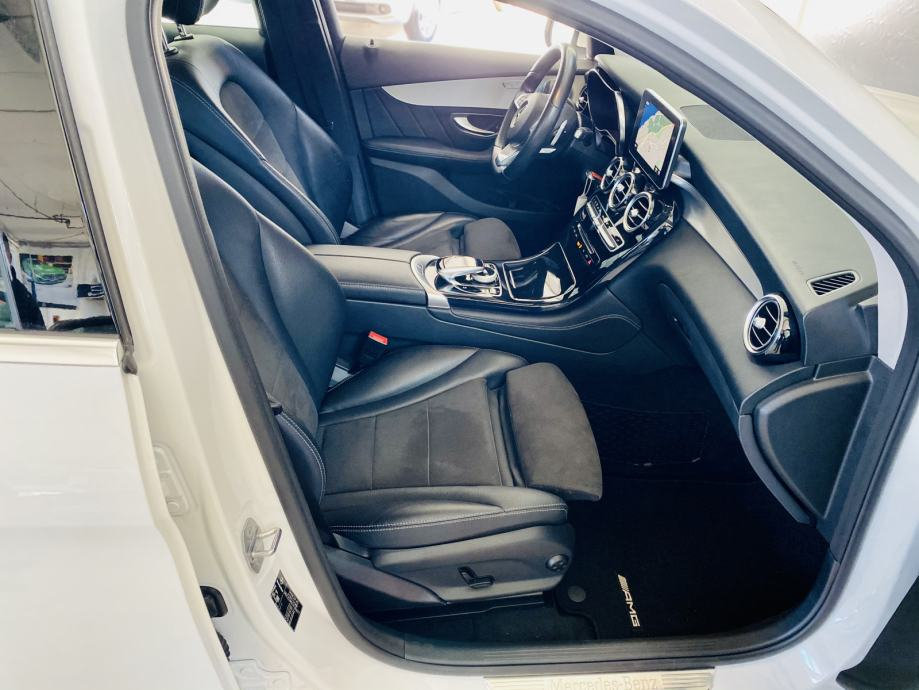 Mercedes-Benz GLC 220 d EXCLUSIVE + AMG 9G + POKLON SET ZIMSKIH KOTAČA