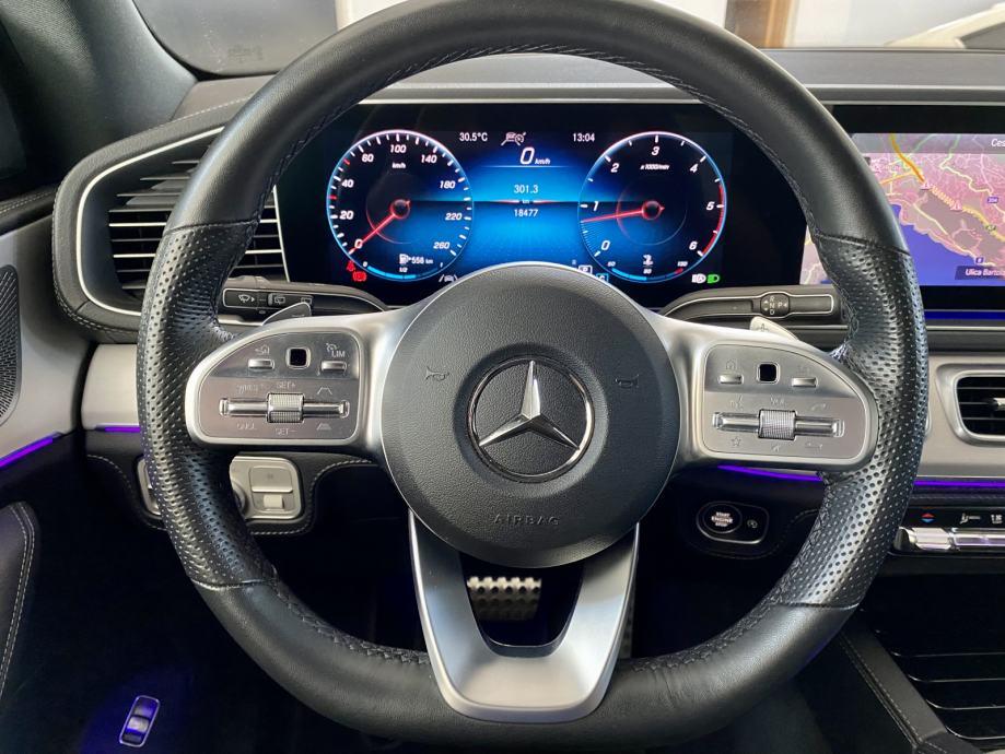 Mercedes-Benz GLE 350 d 4MATIC AMG LINE 9G