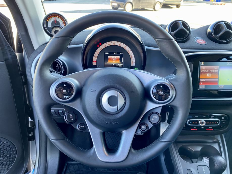 Smart EQ fortwo coupe 60KW PRIME TWINAMIC